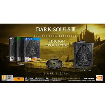 Dark Souls III Apocalypse Edition PC