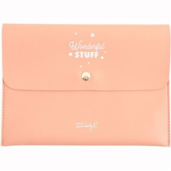 Bolsa Pequena para Agenda Mr. Wonderful