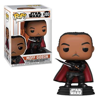 Funko Pop! Star Wars The Mandalorian: Moff Gideon - 380