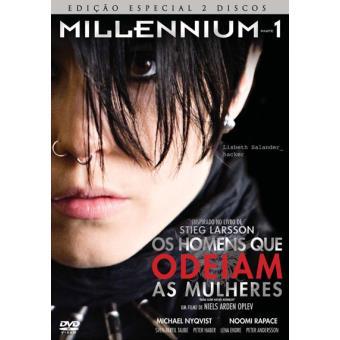 Millennium 1: Os Homens que Odeiam as Mulheres - Edição Especial