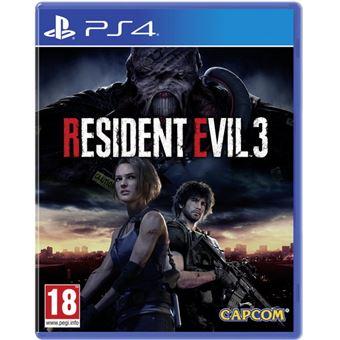 Resident Evil 3 - Lenticular Edition - PS4