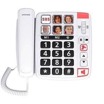 Telefone Fixo Swissvoice Xtra 1110 - Branco