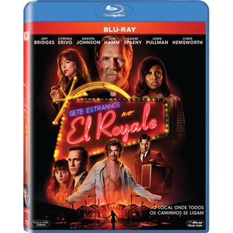Sete Estranhos no El Royale - Blu-ray