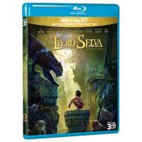 O Livro da Selva (Blu-ray 3D + 2D)