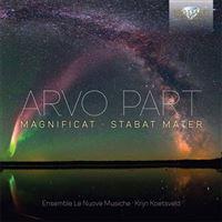 Arvo Pärt: Magnificat, Stabat Mater - CD