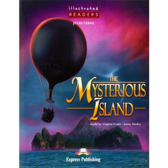 Illustrated Readers: The Misterious Island