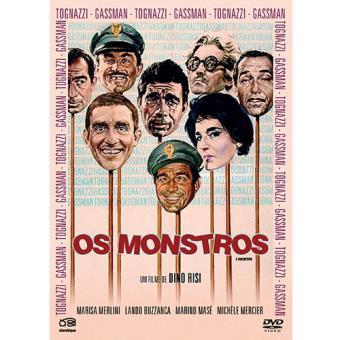 Os Monstros (DVD)