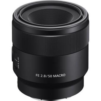 Sony Objetiva FE 50mm f/2.8 Macro
