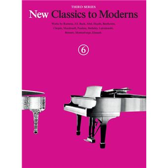 New Classics To Moderns, 3rd Series: Book 6