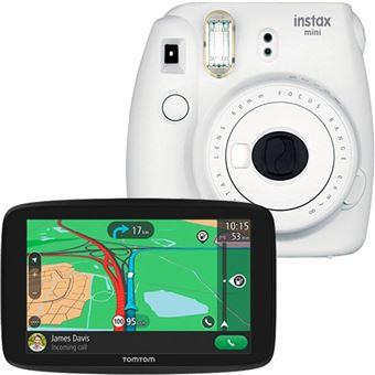 GPS TomTom Go Essential - 6.0'' - Europa 49 + Fujifilm instax mini 9