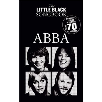 The Little Black Songbook Abba Lc