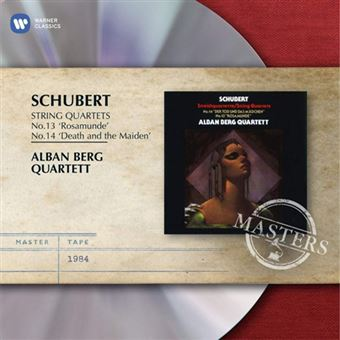 Streichquartette Nr.13 & 14 - CD