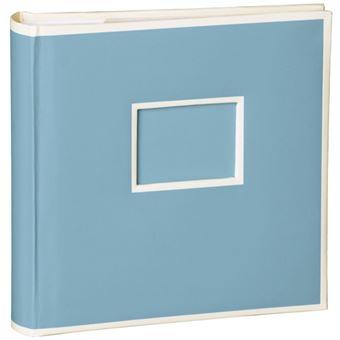 Álbum Para Fotografias Semikolon Pockets Pequeno Azul Céu - 200 Fotografias
