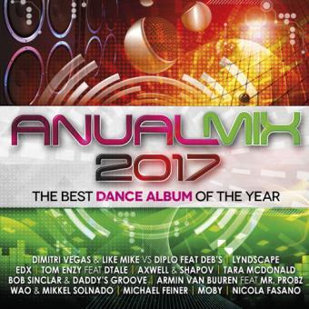 Anual Mix 2017 (2CD)