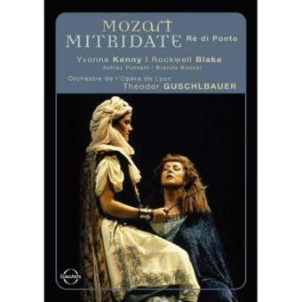 Mozart: Mitridate Re di Ponto - DVD