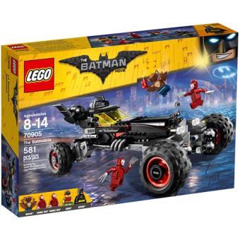 The LEGO Batman Movie 70905 O Batmóvel
