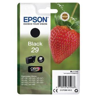 Tinteiro Epson  29 Preto