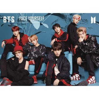Face Yourself - CD + Blu-ray + Booklet + Sleeve Case