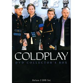 Coldplay - Dvd Collector's Box