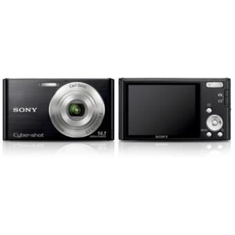 Sony Cyber-Shot DSC-W320 Preta