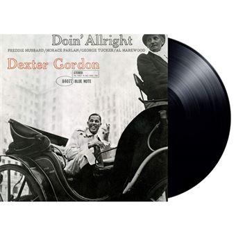 Doin' Allright - LP 12''