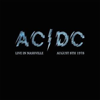Live In Nashville August 8th 1978 - CD