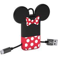 Cabo Micro USB Tribe Keyline 22cm - Minnie