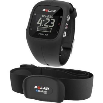 f522c77d54e Polar Relógio A300 + Monitor de Frequência Cardíaca (Preto ...