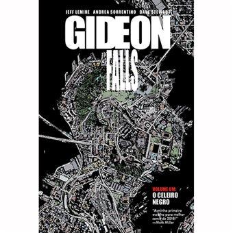 Gideon Falls - Livro 1: O Celeiro Negro