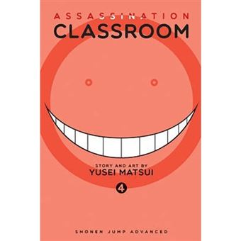 Assassination Classroom - Volume 4