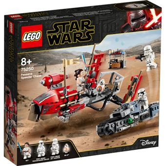 LEGO Star Wars 75250 Perseguição de Speeder de Pasaana