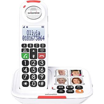 Telefone Sem Fios Swissvoice Xtra 2155 - Branco