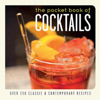 Pocket book of cocktails