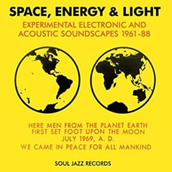 Space, Energy & Light 1961 - 1988 (180g) (3LP)