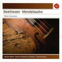 Beethoven & Mendelssohn   Violin Concerto