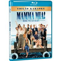 Mamma Mia! Here We Go Again - Blu-ray