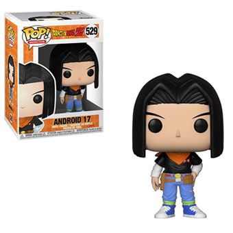 Funko Pop! Dragon Ball Z: Android 17 - 529