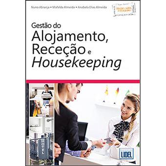 Gestão do Alojamento, Receção e Housekeeping