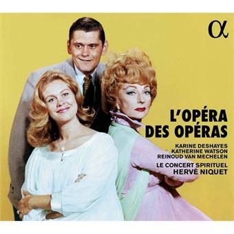L'Opéra des Opéras - CD