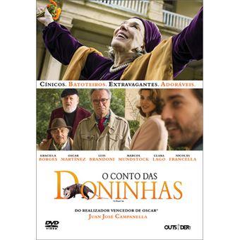 O Conto das Doninhas - DVD