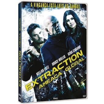 Extraction - Ameaça Global (DVD)