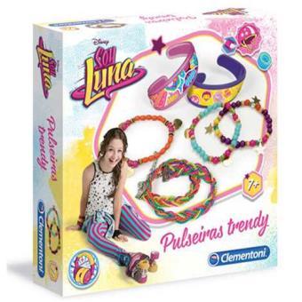 Soy Luna Pulseiras Trendy - Clementoni