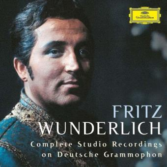 Fritz Wunderlich | Complete Studio Recordings on Deutsche Grammophon (32CD)