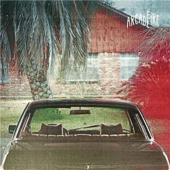 The Suburbs - CD