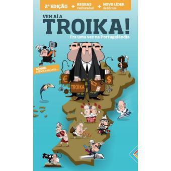 Vem aí a Troika! 2ª Edição