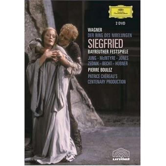 Wagner   Siegfried (2DVD)