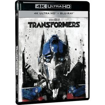 Transformers O Filme - 4K Ultra HD + Blu-ray