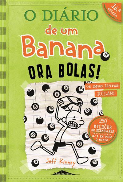 O Diário de um Banana: Ora Bolas!