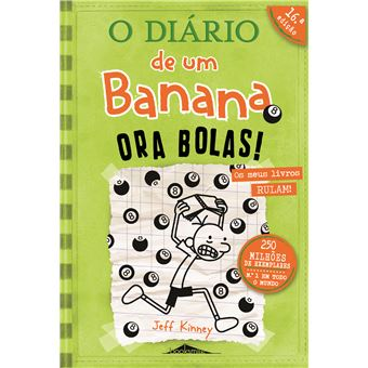O Diário de um Banana - Livro 8: Ora Bolas!