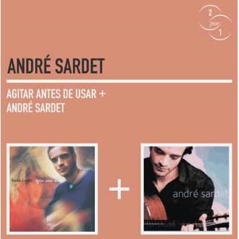 Agitar Antes de Usar + André Sardet (2CD)